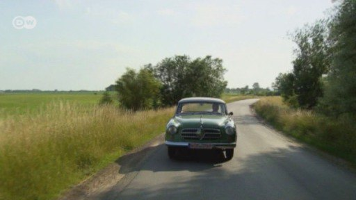 DWs classic car expert drives a lovely old car with a lovely name: the Borgward Isabella.