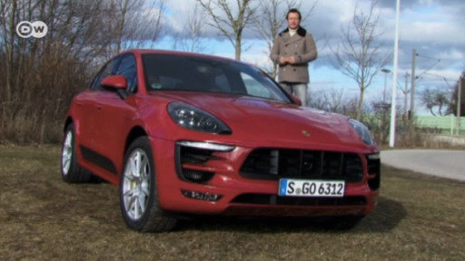 Some say the most beautiful Porsche SUV isn't the Cayenne but the Macan.