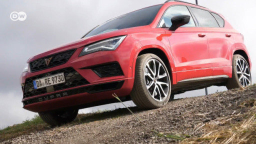 What can a 300hp SUV really do? Former pro race driver Klaus Niedzwiedz takes one out for a spin.