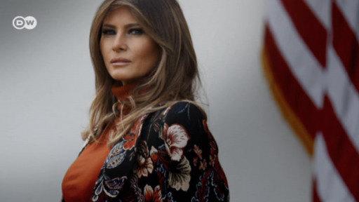 Der Heimatort von Melania Trump, Sevnica in Slowenien, profitiert von der First Lady.