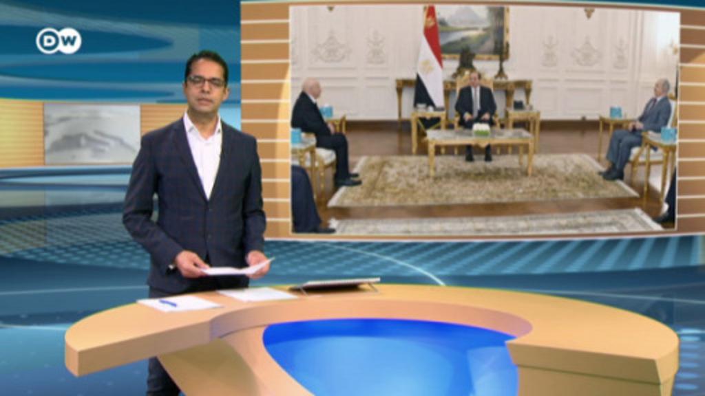 مسائيةDW : محادثات مصرية ليبية مكثفة في القاهرة.. ماذا وراءها؟