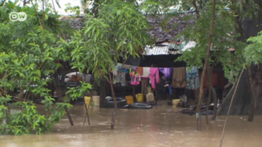 Dammbruch in Kenia - heftige Regenzeit in Ostafrika