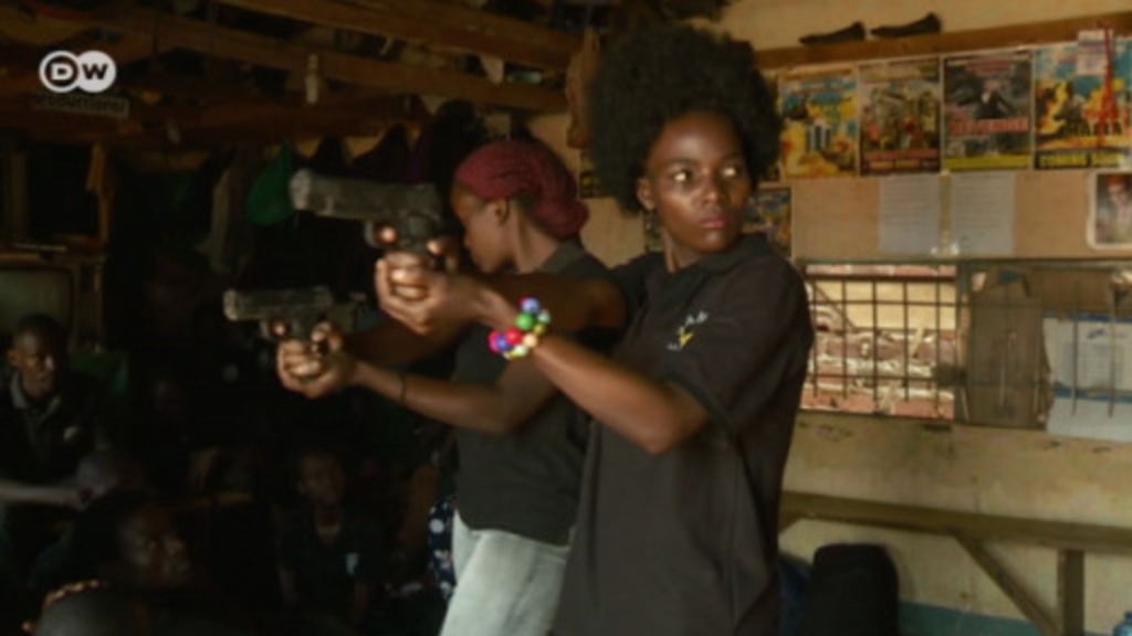 Wakaliwood: Uganda's action-packed movies
