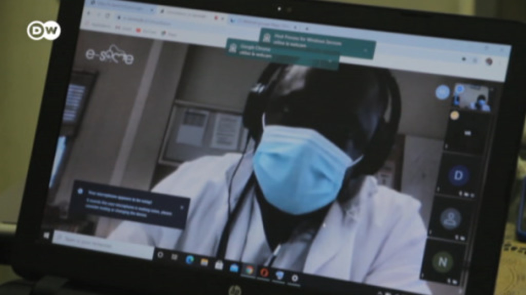 An app to treat patients remotely