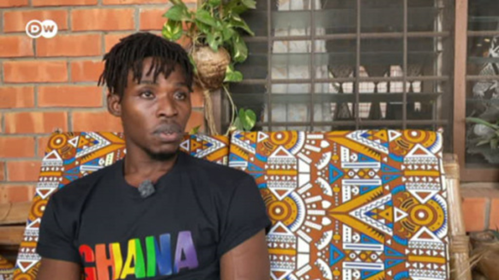Ghana′s LGBT people live in fear and isolation | DW News - latest news and  breaking stories | DW | 23.02.2021