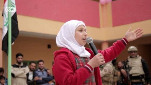 Reabre una escuela en Mosul