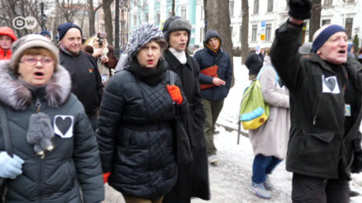 Rusia: madres luchan por sus hijos