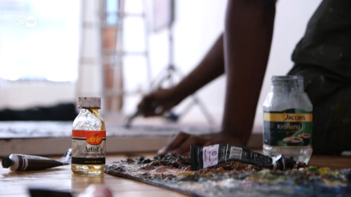 Proudly South African: Artist Loyiso Mkize