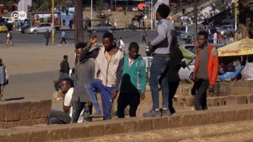 Migration to big cities like Addis Ababa is outpacing urbanization in Ethiopa.