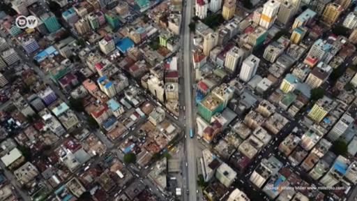 African Drone: Dar Es Salaam