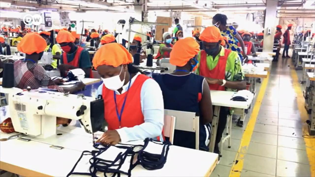 Young Ghanaians secure long term careers through training