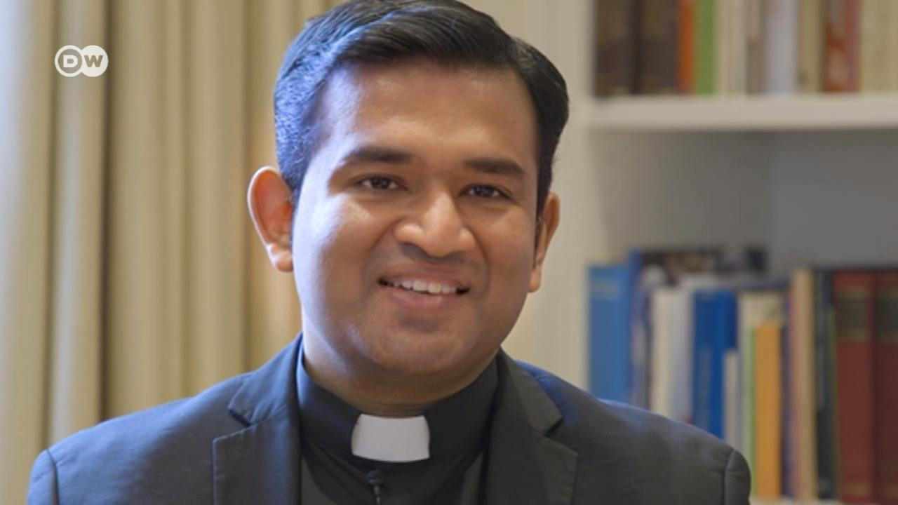 Regamy Thillainathan does not have an easy job as an official in the Catholic Church in Germany.