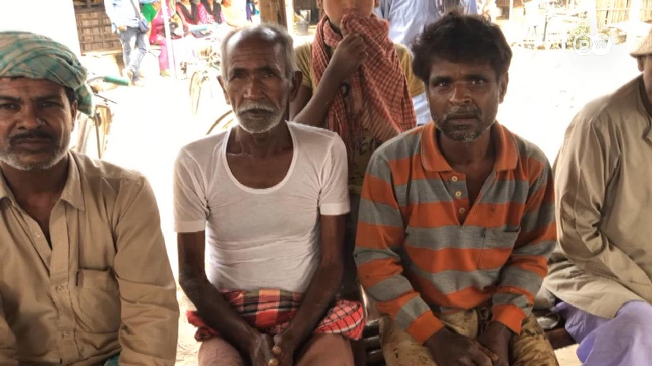 India: West Bengal residents at risk of statelessness