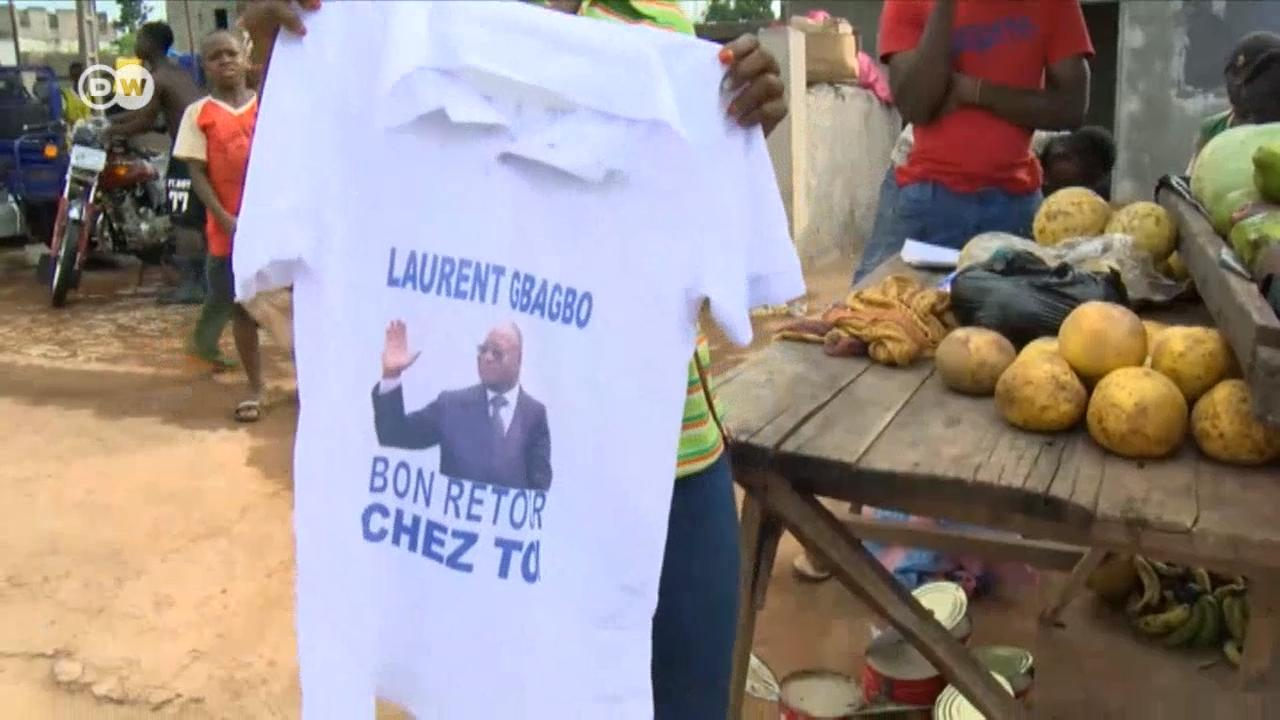 Ivorians prepare to welcome Laurent Gbagbo