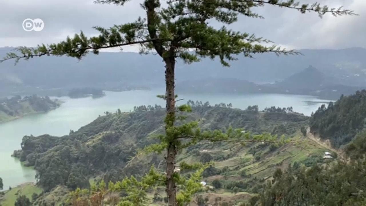 The wondrous Lake Wonchi