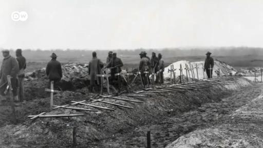 Les Africains dans la Première guerre mondiale