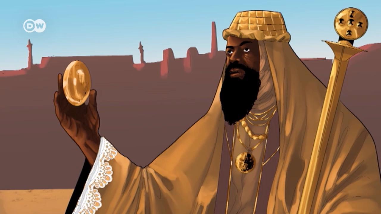 Racines d'Afrique : Kankou Moussa