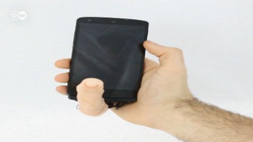Екстра прст за смартфон