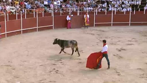 Hiszpania. Brutalne walki byków