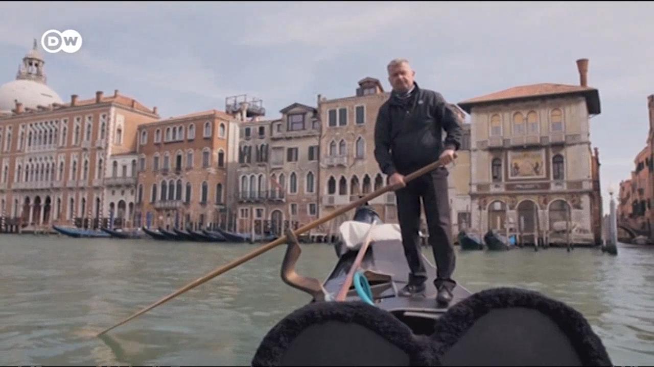 Włochy. Wenecja tęskni za turystami