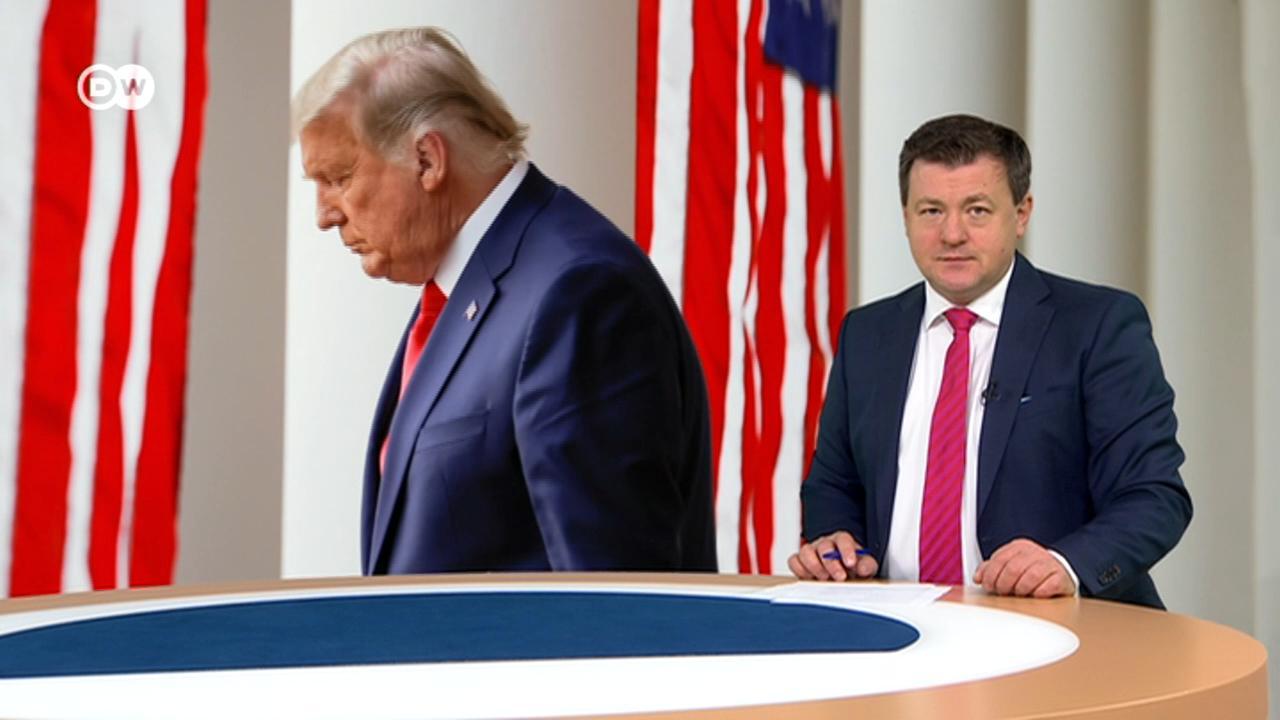 Трамп сдался? - Процедура передачи власти в США началась