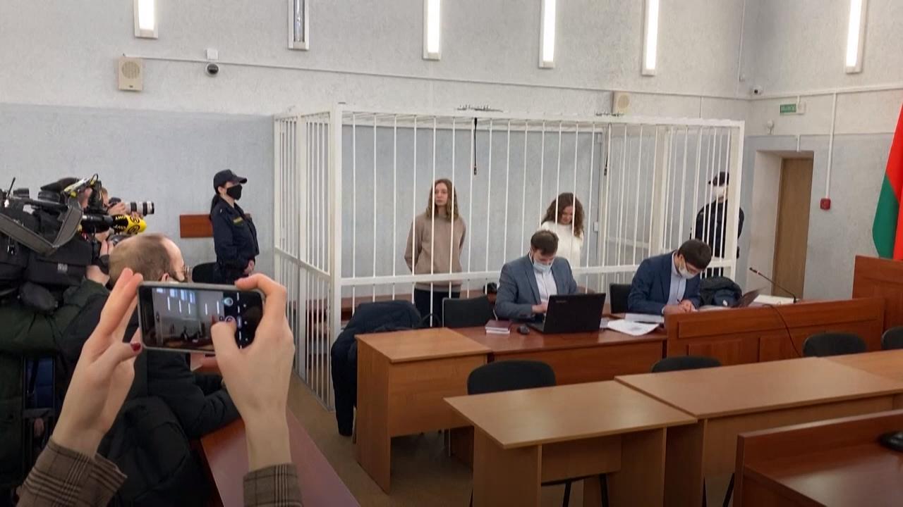 Что в ЕС думают о приговоре белорусским журналисткам
