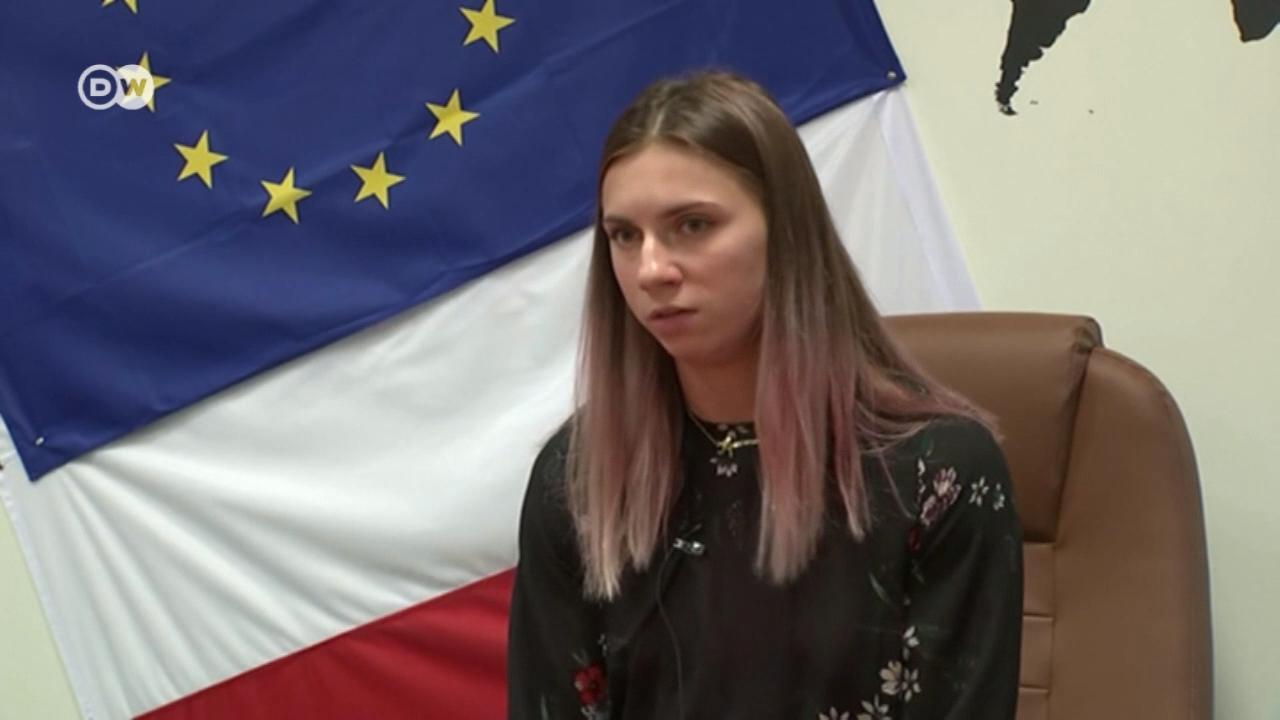 Кристина Тимановская о бегстве, спорте и протестах
