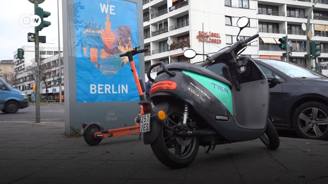 Бум мікромобільності в Берліні: як захищають пішоходів (20.11.2020)